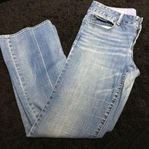 Gap Boot Cut Denim Jeans Size: 31/12r